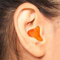 Kit de bouchons d'oreille moulés sur mesure TYMPO® Orange